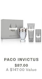 PACO Invictus, $87 ($147 VALUE)