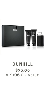 DUNHILL, $75 ($106 VALUE)
