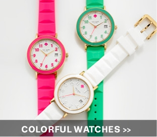 kate spade bright watch art of spring