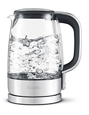 Crystal Clear 1.7L Kettle
