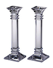 Marquis By Waterford Treviso 10In Candlestick  Pair