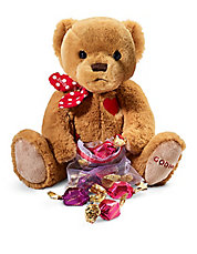 Exclusive 2015 Valentine's Day Pierre the Bear by Gund