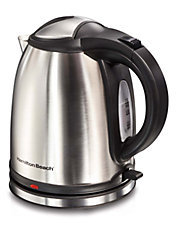 1 Litre Stainless Steel Kettle