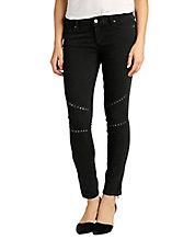 Shiloh Studded Skinny Jeans