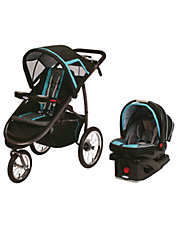 FastAction Fold Jogger Click Connect Travel System