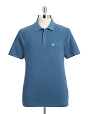 Slim Fit Heritage Polo Tee