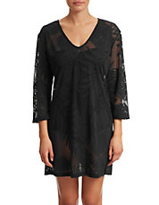 Tunic Cover-Up Dress