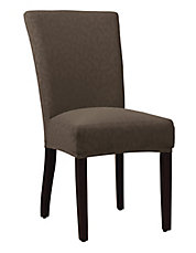 Fresca Chestnut 1 Piece Stretch Dining Chair Slipcover