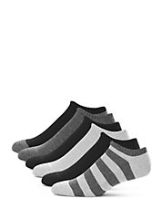 Six-Pack Sport Ankle Socks