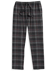 Flannel Plaid Sleep Pants