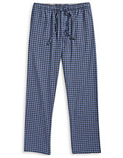 Checkered Flannel Sleep Pants