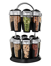 Tower 16 Bottle Spice Carousel