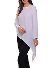 Asymetrical Tunic Top