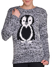 Penguin Pullover Sweater