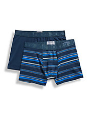 Two Pack Revive Fitted Boxers