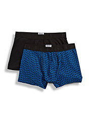 Two Pack Decompress Fitted Boxers
