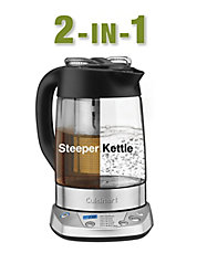 PerfecTemp 1.2L Programmable Tea Steeper and Kettle