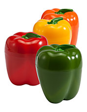 Four-Pack Pepper Savers