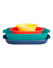 CW by Corningware 4 Piece Casserole Set