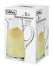 Embossed Impressions Pitcher