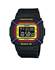 Digital Baby G Retro Watch