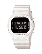 Digital G-Shock Slash Pattern Watch