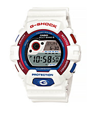 Digital G-Shock Tri-Colour Watch