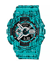 Analog G-Shock X-Large Slash Pattern Watch