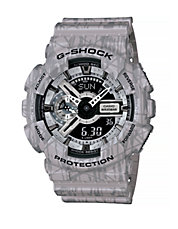 Analog G-Shock Slash Watch