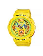 Analog Baby G Dual World Time Watch