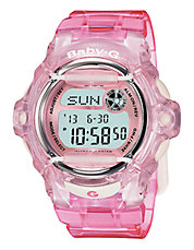Women's Baby G Pink Watch