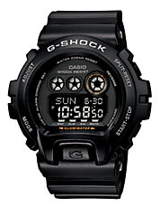 G-Shock XL 6900 Matte Black