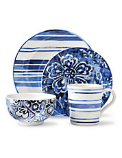 Cote d'Azur Mix & Match Dinnerware Collection