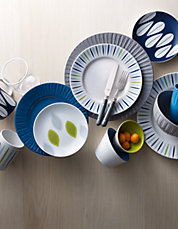The Burbs Dinnerware Collection