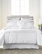 Rhodes White Bedding Collection
