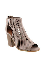 Irecila Perforated Booties