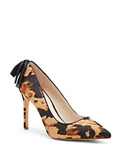 Chaussures à talon aiguille à bout pointu à boucle Gennia roses femme 45sbGY
