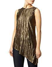 Gold Asymetric Top