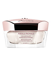 Abeille Royale Neck and Decollete SPF 15 Intense Restoring Lift