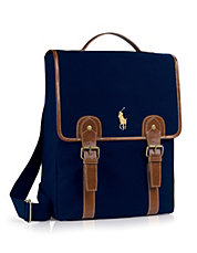 Polo Back Pack Gift with Purchase