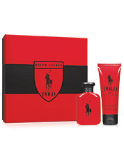 Polo Red Eau de Toilette Set