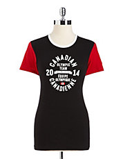 Canadian Olympic Team 2014 Tee