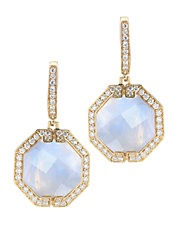 Patras Earrings 18kt Yellow Gold