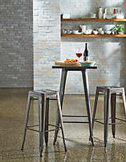 Olympia bar height  3pc dining set