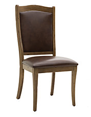 Montague Upholstered Seat and Back Side Chairs