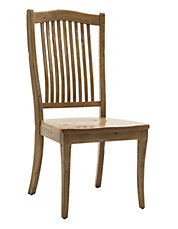 Bermex Summerside All Wood Side Chairs
