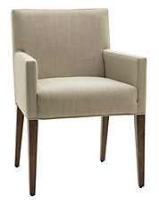 Nanaimo Fully Upholstered Arm Chair