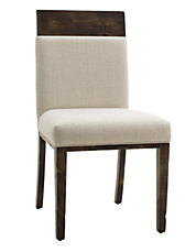 BC Collection   Burnaby Upholstered Side Chairs   Set Of 2