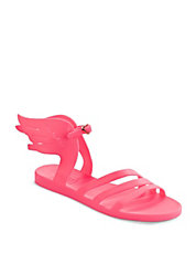 Ikaria Winged Jelly Sandals