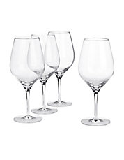 Fete Set of Four Water Goblets